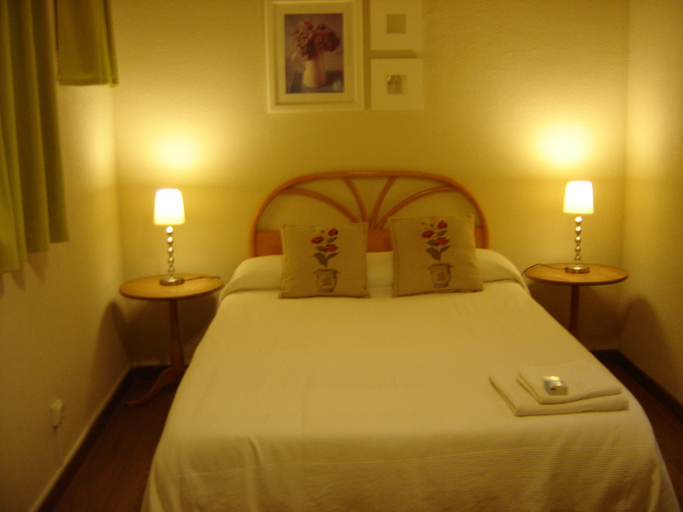 calvet room - Double room: Double bed